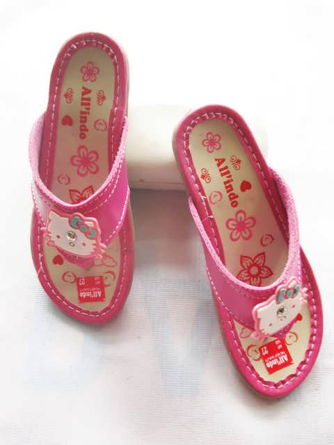 Grosir Sandal Kulit Anak | Harga Langsung Dari Pabrik | GARUT