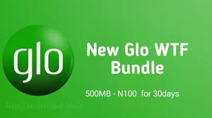How To Activate Glo WTF Social Bundle Plan: Get 200MB for N50, 500MB for N100
