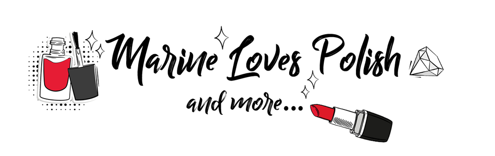Marine Loves Polish and More... - Blog beauté et lifestyle - Poitiers