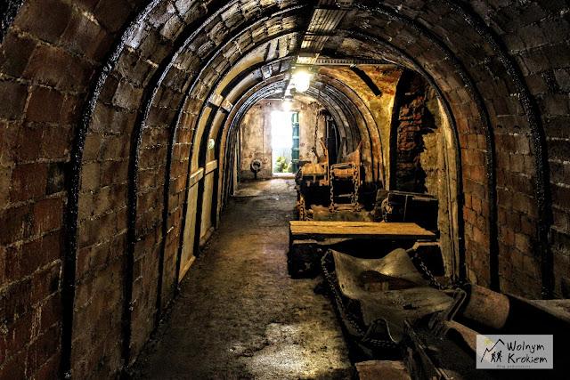 Podziemna Kopalnia w Starej Kopalni Wałbrzych
