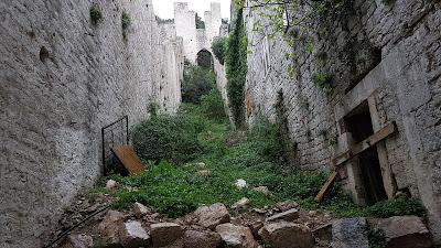 Fortezza di San Michele da lontano