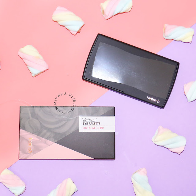 heimish dailism eye palette review
