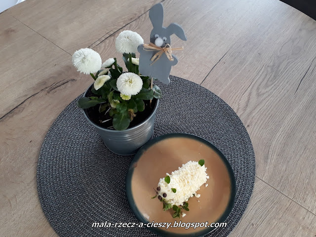Mała porada - Jak zrobić baranka z masła na Wielkanoc bez użycia foremki?