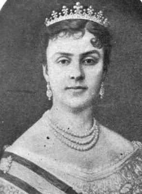 María de las Mercedes de Orleans y Borbón, reina consorte de España, la primera esposa de Alfonso XII.