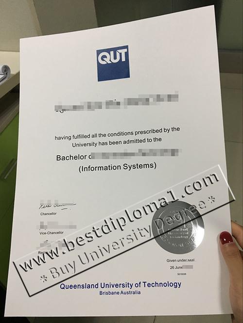 buy QUT diploma