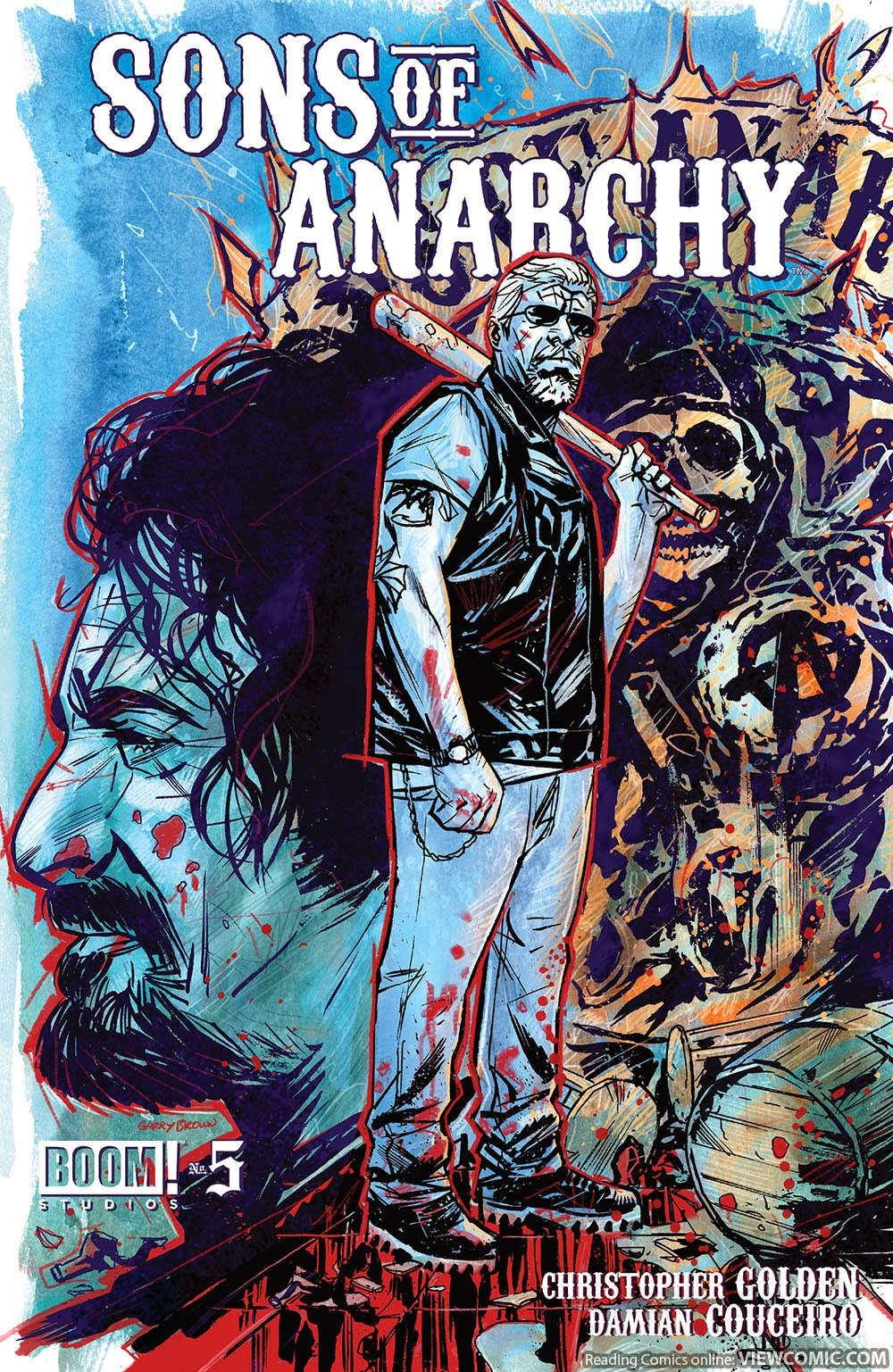 Sons Of Anarchy Comic Pdf
