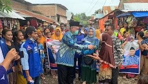 Partai DEMOKRAT Peduli Banjir Bandang di Bima