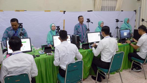 Protes Biometik, AMPHURI Tunda Pemberangkatan Jamaah Umrah