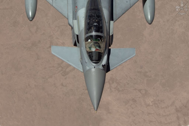 Italian Aeronautica Eurofighter Kuwait