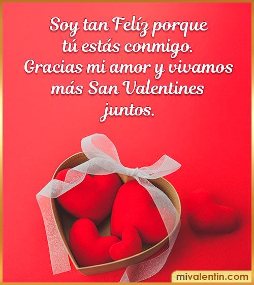 bonitas frases para san Valentín