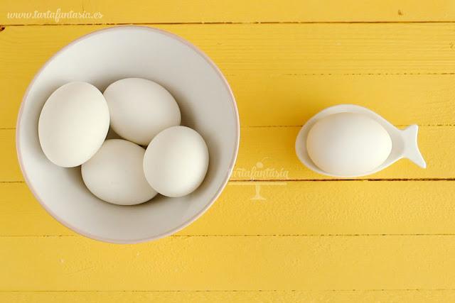 Cómo hacer huevos duros
