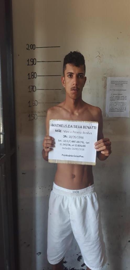 17 - Fuga em massa agora no Presídio de Cristalina. 19 presos. 61 9230-6834: LISTA DE FORAGIDOS