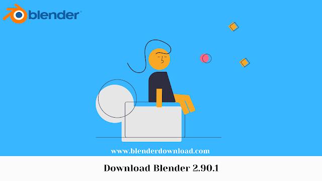 Download Blender 2.90.1