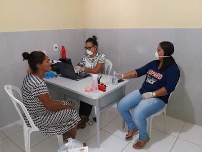 Paróquia Nossa Senhora do Rosário realiza ações através do Projeto Conhecer para Crescer para amenizar os impactos da COVID-19 no Ponto Chique II e III em Delmiro Gouveia