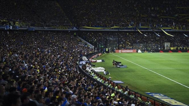 Argentina: el público volverá a las canchas de fútbol el 9 de septiembre