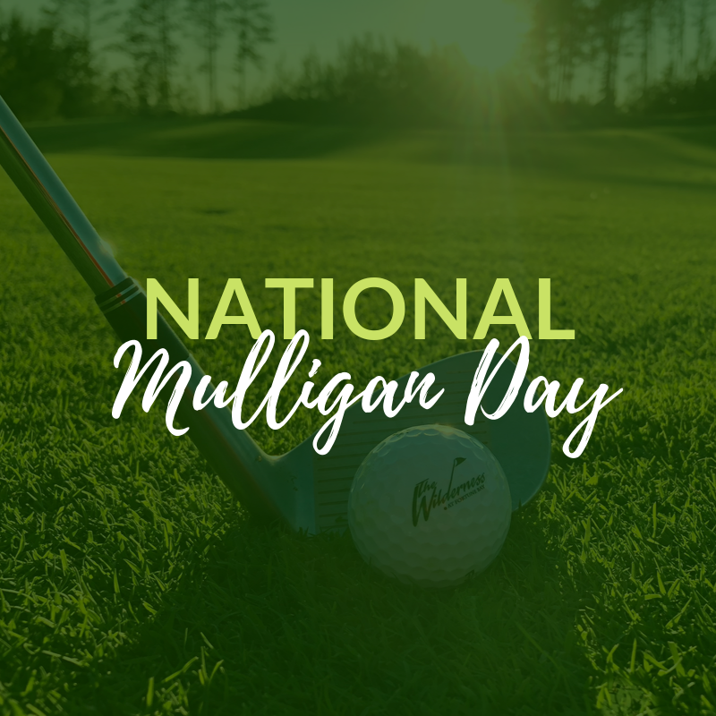 National Mulligan Day Wishes