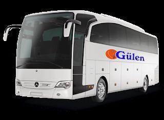 Gülen Turizm Hakkında Otobüs Bileti Otobüs Firmaları Gülen Turizm Gülen Turizm Otobüs Bileti