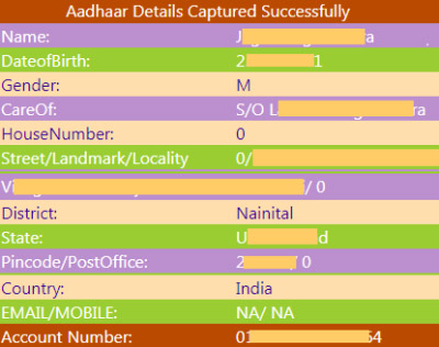 how to connect aadhar card with pnb bank account