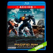 Titanes del Pacífico: La insurrección (2018) BRRip 1080p Audio Dual Latino-Ingles