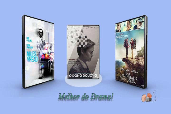 CLICK AQUI  O Melhor Do Drama 3x1 DVD-R MelhorDoDrama3em11