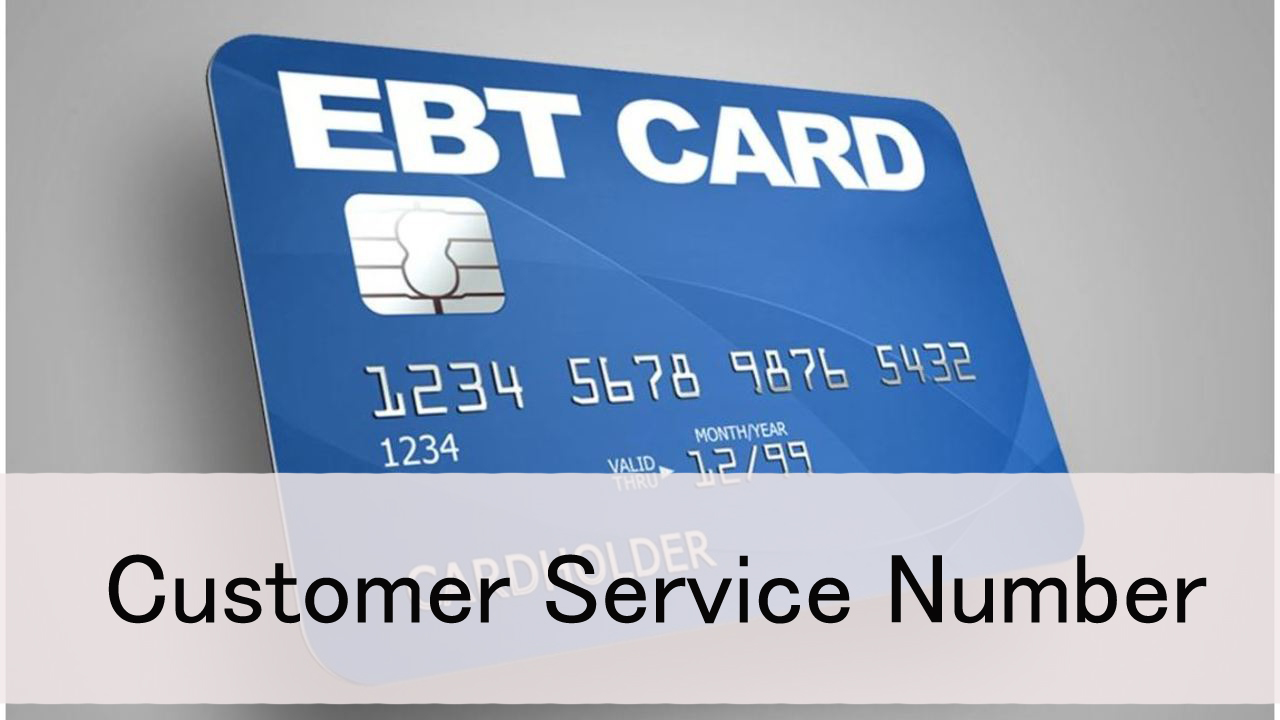 Service Customer Ebt California