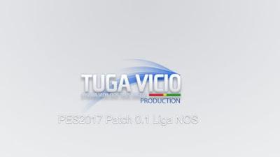 PES 2017 Patch Tugavicio v0.1 Liga NOS by tuga2771