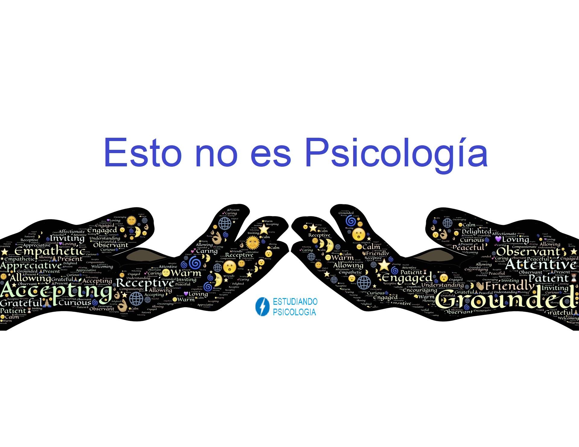 Psicología, pseudociencia y «psicología» popular