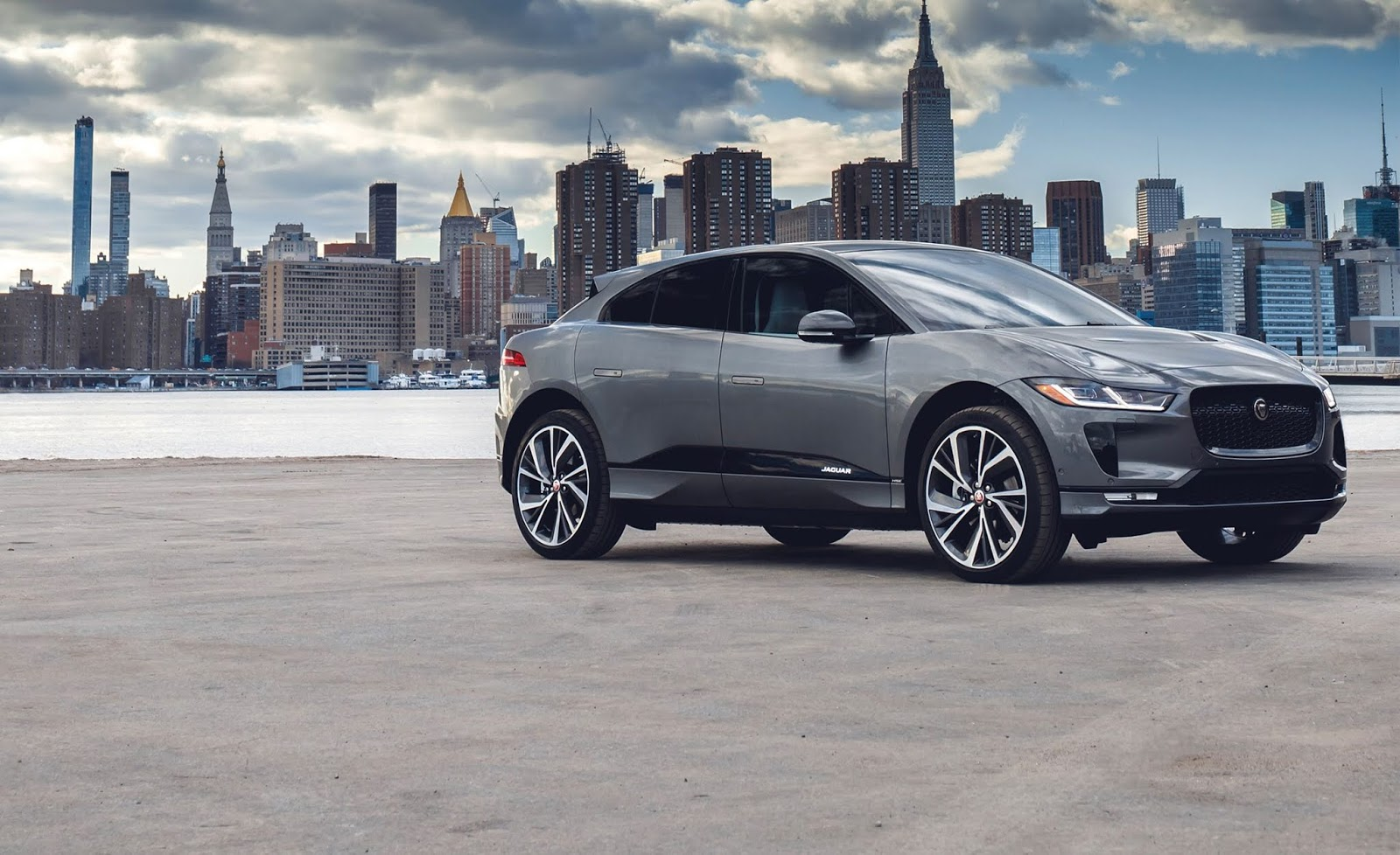 2019 Jaguar I-Pace EV: Design, Specs, Mileage, Price >> Jaguar S I Pace Wins 3 New International Awards