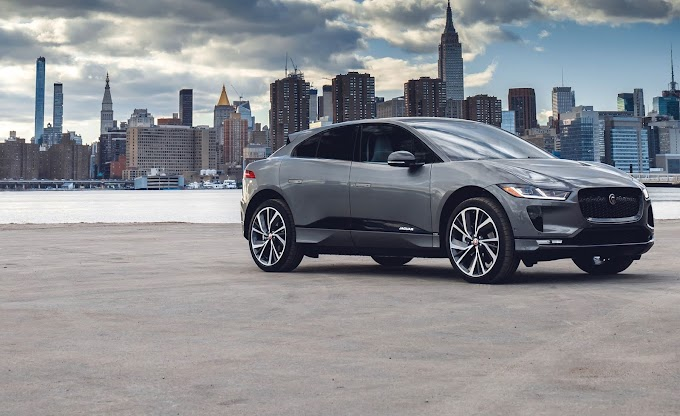 Jaguar's I-PACE Wins 3 New International Awards