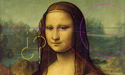 How To Draw Mona Lisa Easily Step By Step