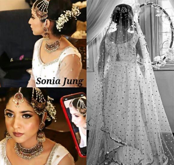 Sanam Jung Sister Sonia Jung Baraat Pictures
