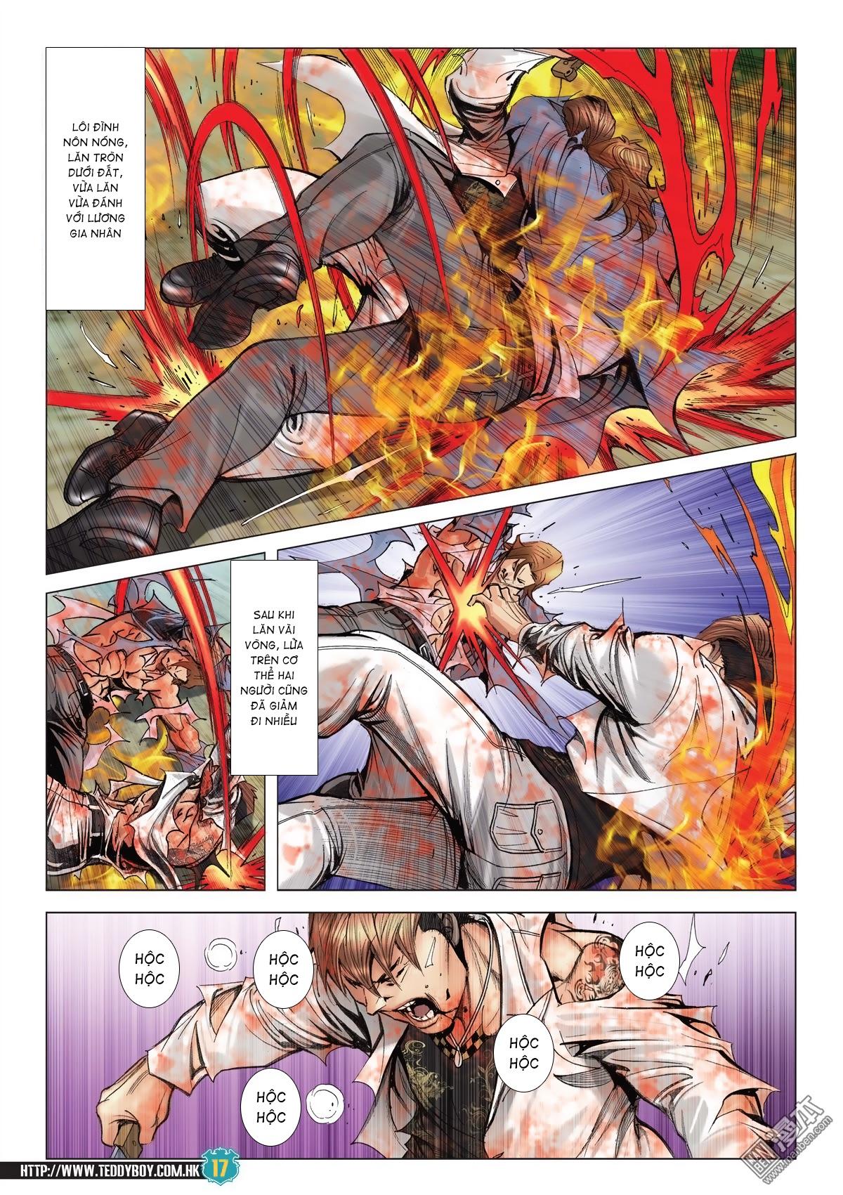 Người Trong Giang Hồ chapter 2038: thanh toán trang 16