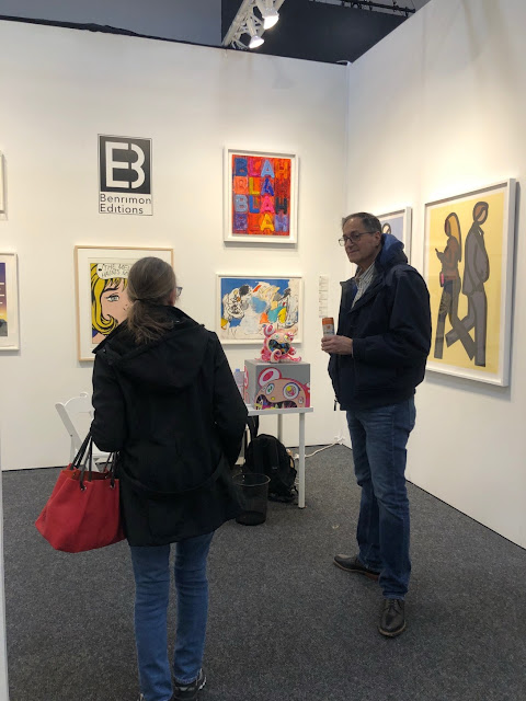 Visiting Art on Paper 2020