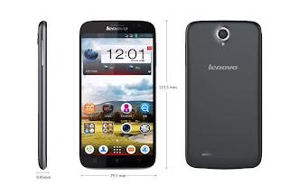 Spesifikasi dan Harga Smartphone Lenovo A850 Terbaru 2013