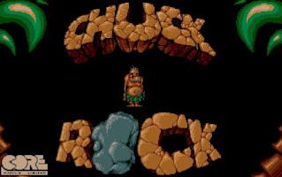 Videojuego Chuck Rock
