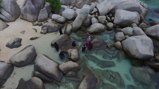 Granit Geotrek Belitung