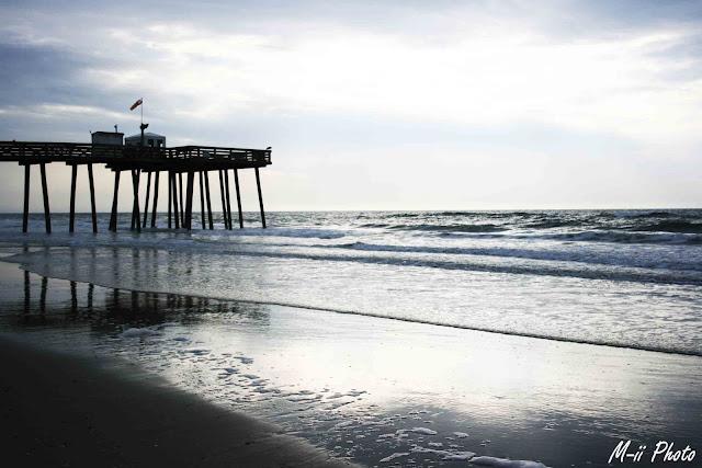 M-ii Photo : Le long de la côte du New Jersey : Ocean City