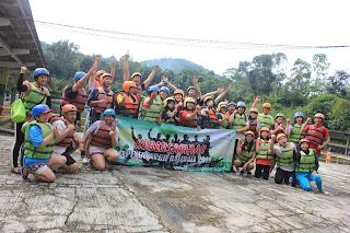 Cipunagara Rafting