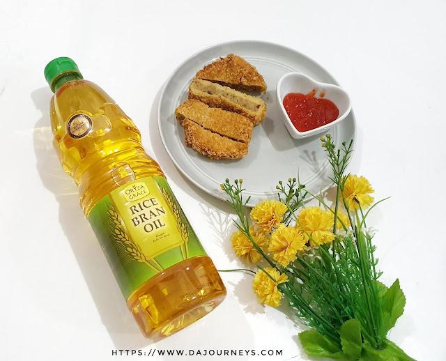 Manfaat Oryza Grace Rice Bran Oil Untuk Kesehatan