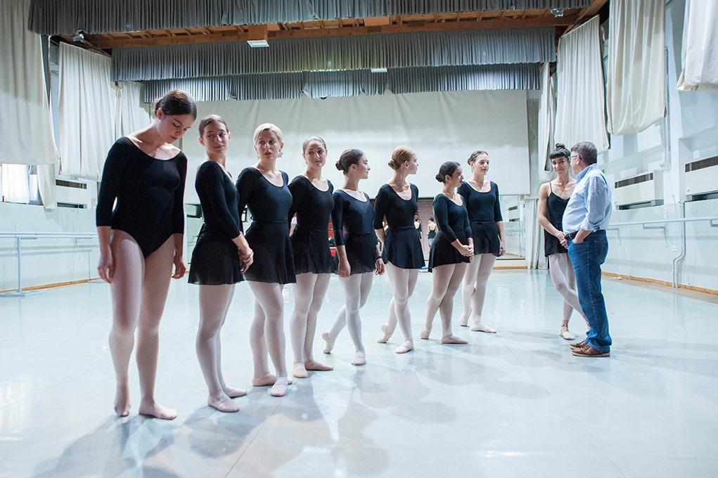 Έναρξη νέου ακαδημαϊκού έτους της Ανώτερης Σχολής Χορού