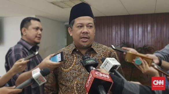 Fahri Hamzah: Kalau Rupiah Amblas, Jokowi Ikut Amblas