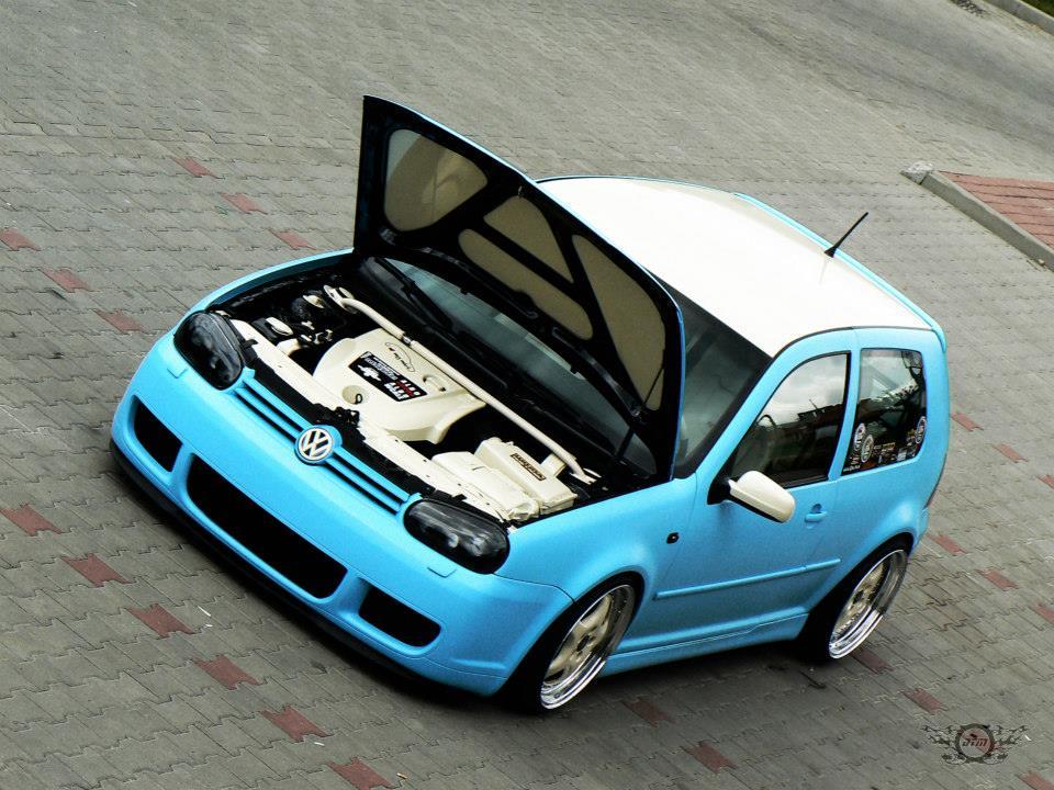 Volkswagen golf mk4 : Comprar piercing nariz aro