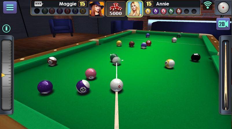 Download 3D Billiard Mod Apk 2