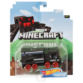 Minecraft Mattel Spider Other Figure