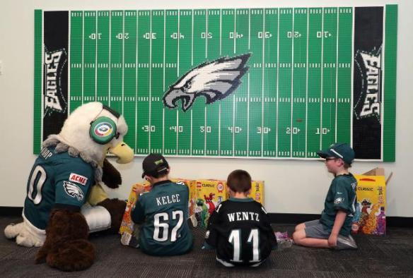 Philadelphia Eagles Build Sensory Room for Fans With Autism