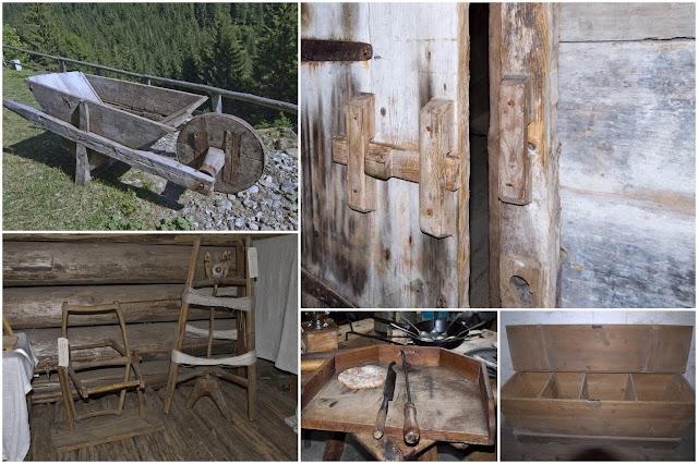 piccoli lavori in legno