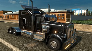 Kenworth W900 fixed