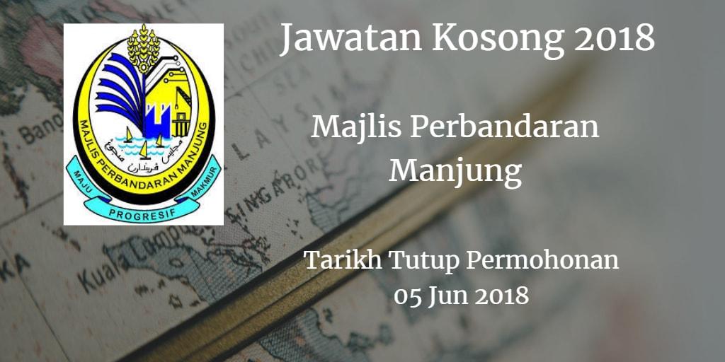 Jawatan Kosong MPM 05 Jun 2018