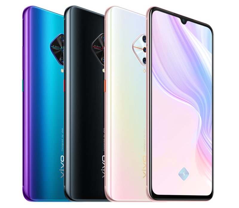 Vivo Y9s announced in China, packs a 6.38-inch AMOLED screen, 48MP quad-cam