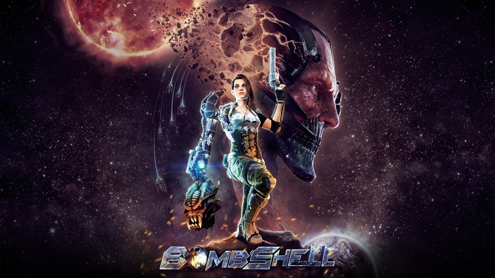Bombshell PC Game Download Poster